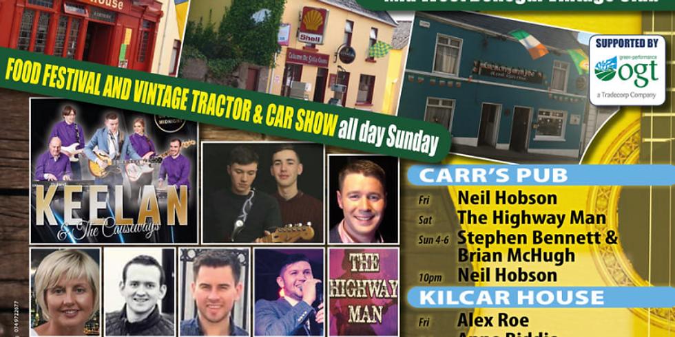 Kilcar country music festival