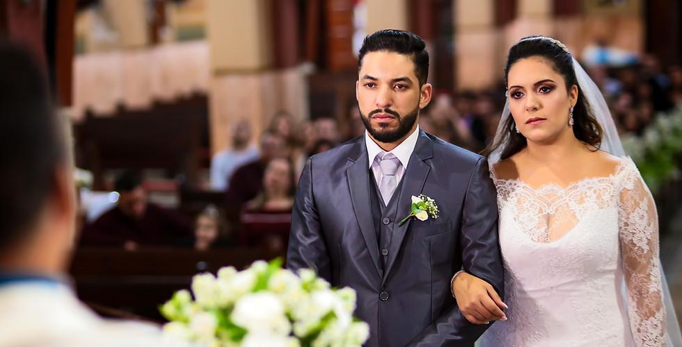 casamento na igreja noivos