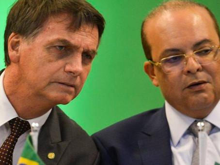 Ibaneis prestes a perder o apoio de Bolsonaro