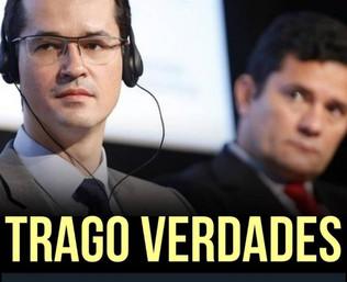 Não há crime nem irregularidades nas mensagens entre Moro e Dallagnol