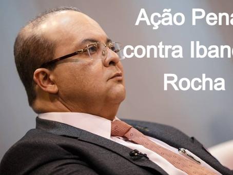 Representação propõe Ação Penal contra Ibaneis Rocha