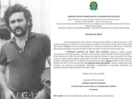 Companheiro X Companheiro. Execuções confessas pelo último Comandante da Guerrilha no Brasil.