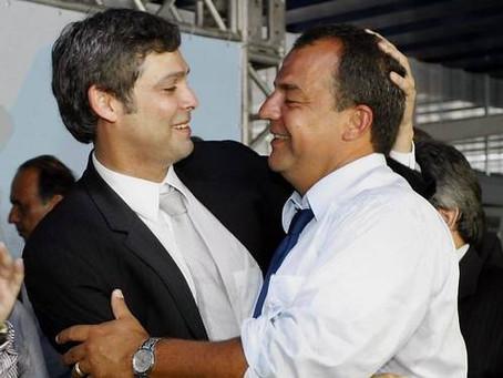 Cabral entrega a cabeça de Lindbergh para o Juiz Marcelo Bretas