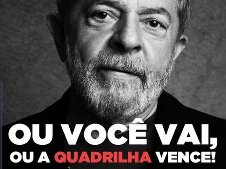 ADIADA SOLTURA DE LULA PARA O SEGUNDO SEMESTRE
