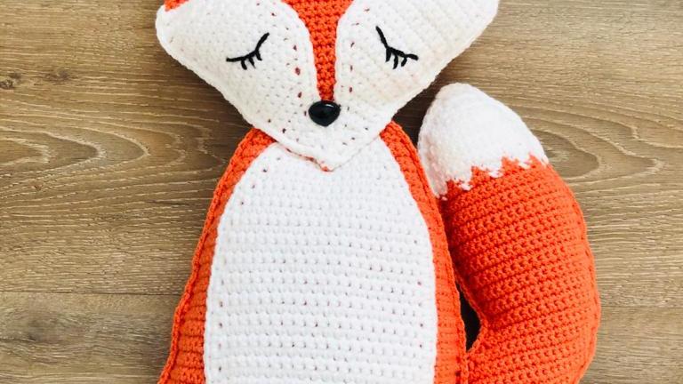 Mr Fox Teddybear