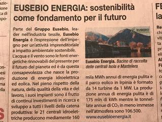 Gruppo EUSEBIO: energia e qualità