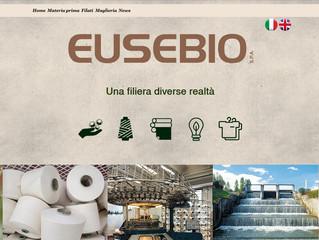 EUSEBIO spa si rinnova: lancio del nuovo sito Gruppo Eusebio