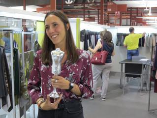 Ethical Fashion Award for EUSEBIO Spa