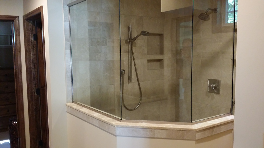 Tile Shower Knoxville TN
