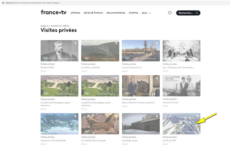 Pic du Midi - Visites privées - France 2 - Laurent Courier.png