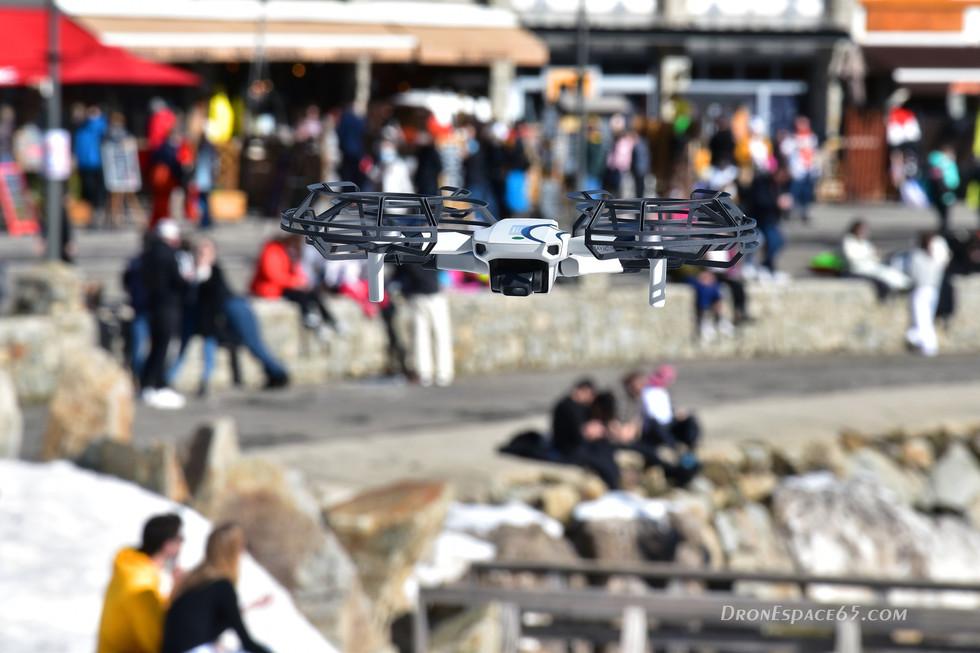 Activités publiques de drones à La Mongie - 6