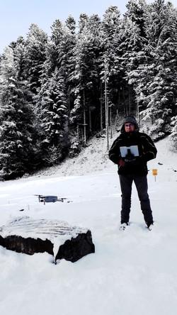 Drone Mavic - Artigues