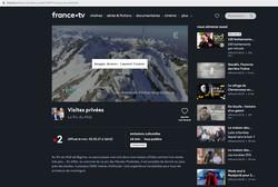 France 2 - Visites privées - Stéphane Be