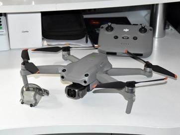 Nouveau drone : Mavic Air 2S