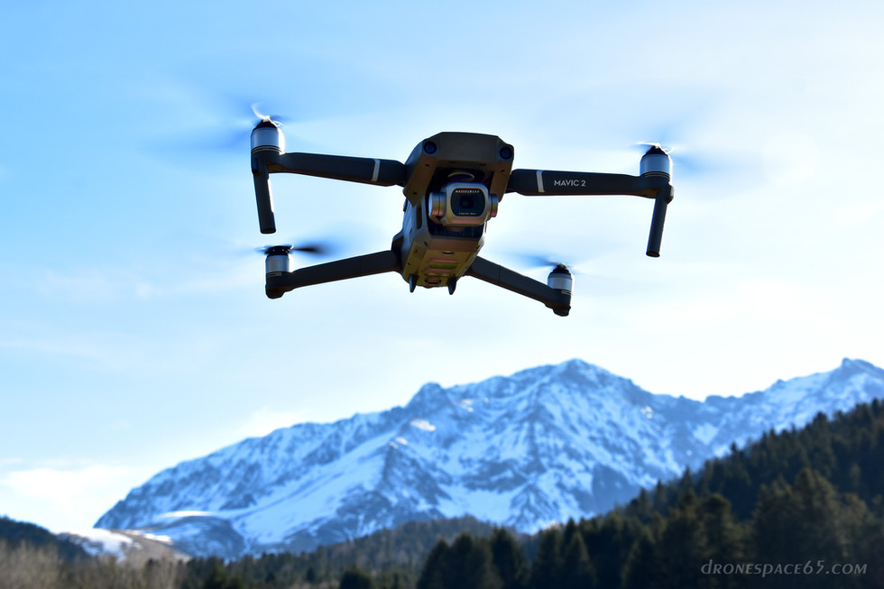 Drone à Payolle - Mavic 2 Pro