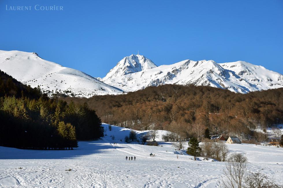 Pic du Midi depuis Payolle - Dronespace Laurent Courier