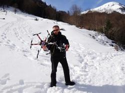 Drone DJI-F550 Cap Astro - Laurent Couri