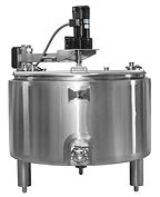 open top combo pasteurizer