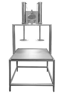 2 Head Table Cheese Press