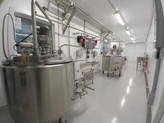 Duel Pasteurizing Setup