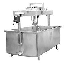 Anco cheese vat