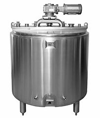 ANCO 500 GALLON WING TOP BATCH PATEURIZER