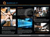 Quercus IT Tri Fold Brochure - interactive