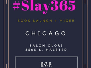 CHICAGO: Launch Party March 1st. RSVP HERE!