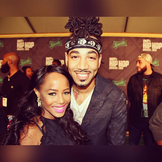 We had a great interview DEMI LOBO x DJ ESCO #BETHipHopAwards2015 _escomoecity 📷 _derricknthecity