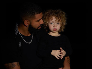 Drake Shares First Photos Of His 2 Year Old Son Adonis (Photos)
