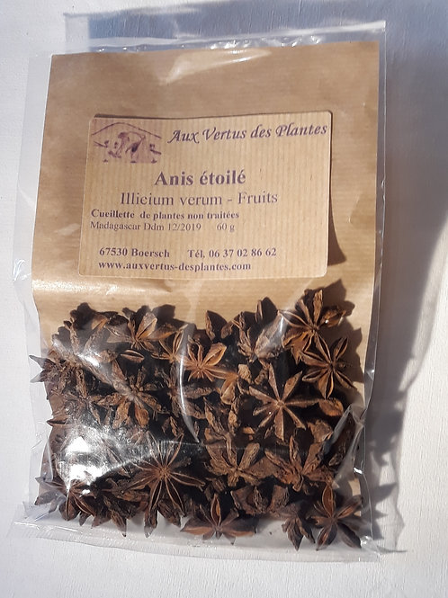 Plante Anis étoilé