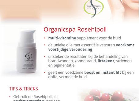 Het magische flesje van Organic Spa!