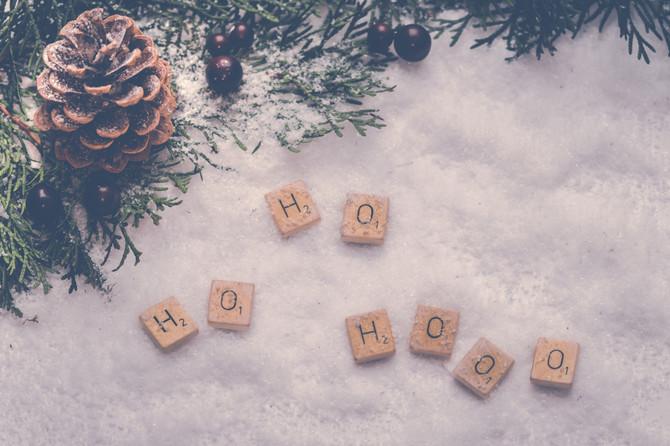 Ho Ho Ho, belangrijk nieuws omtrent de feestdagen