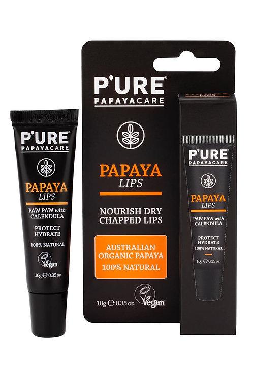 Papaya Lips