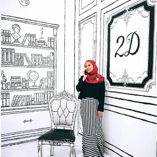 Cafe Name: 2D cafe (coming soon)