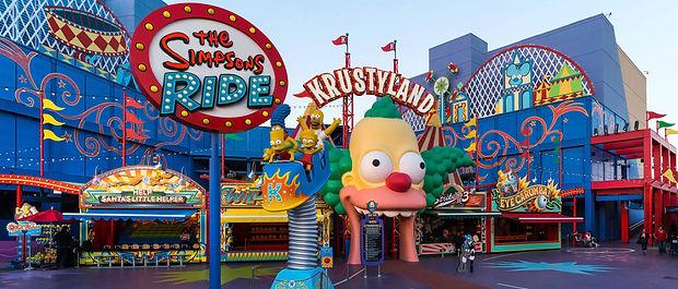 Universal Studios Tour Hollywood The Sim