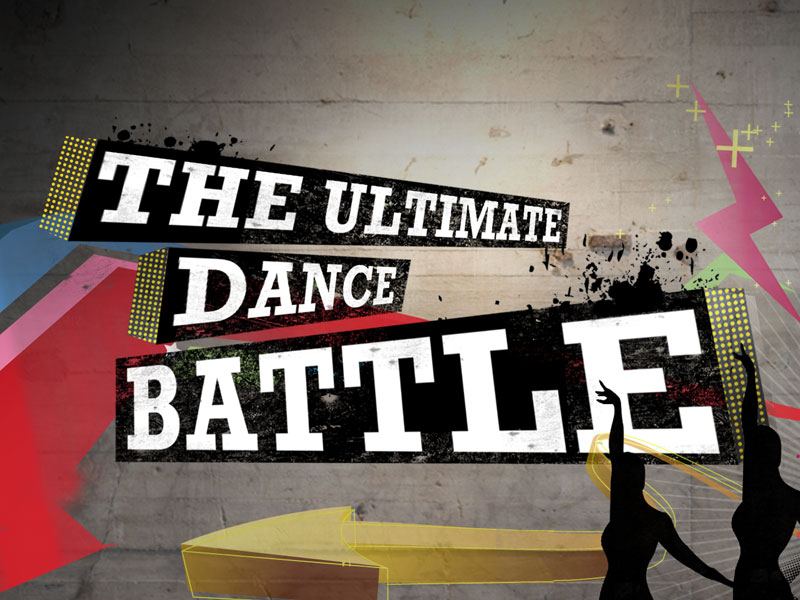 The ultimate dance battle