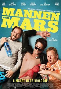 Mannen van Mars de film