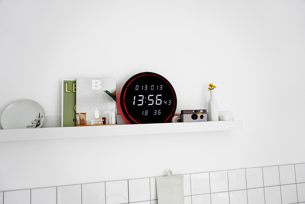 Oracle Indoor Air Quality Monitor Wall C