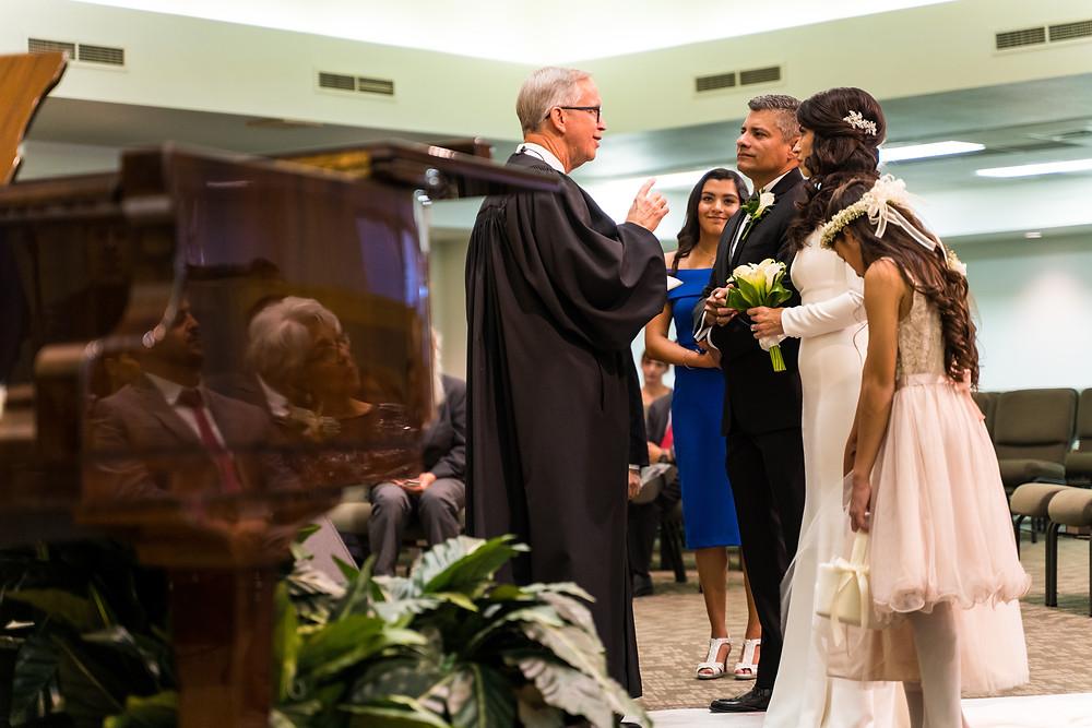El Paso Wedding of Valeria and Enrique