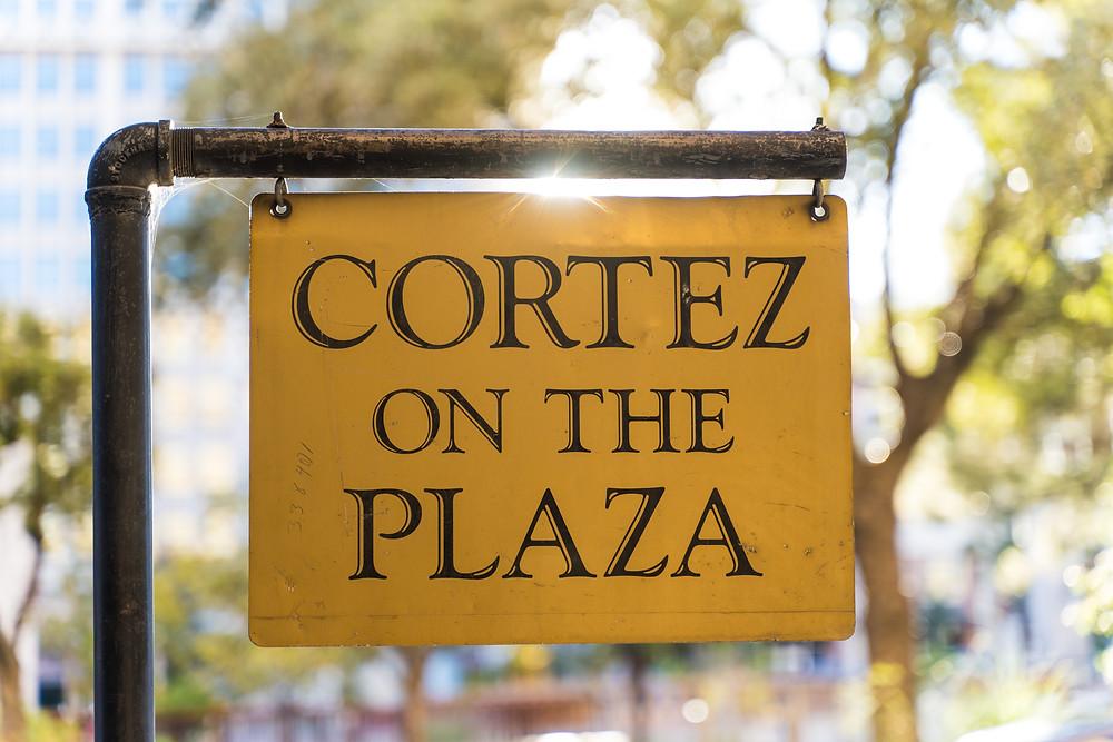 Cortez on the Plaza El Paso, Texas