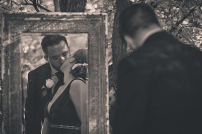 Reflection of a Kiss El Paso
