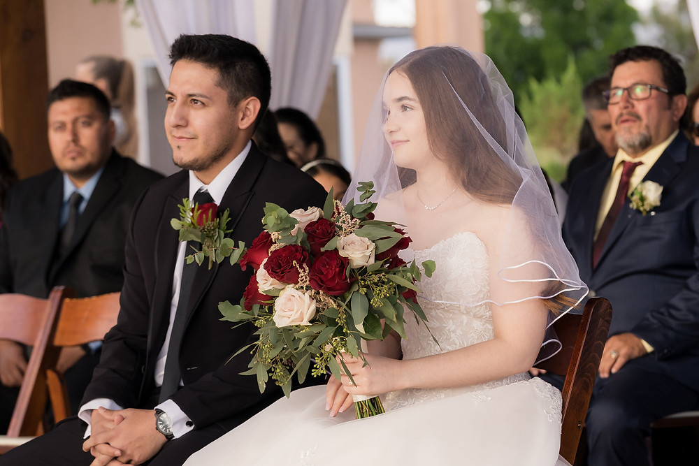 El Paso Wedding Ceremony - Paola and Ekan