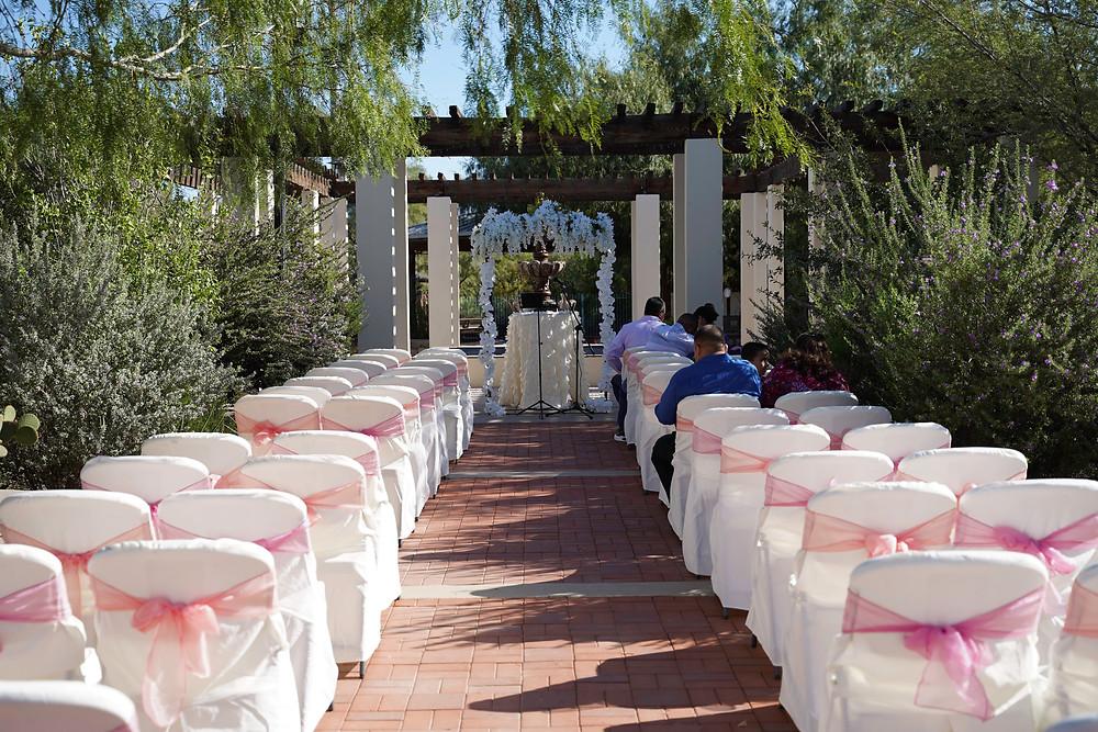 Keystone Heritage Park El Paso Wedding