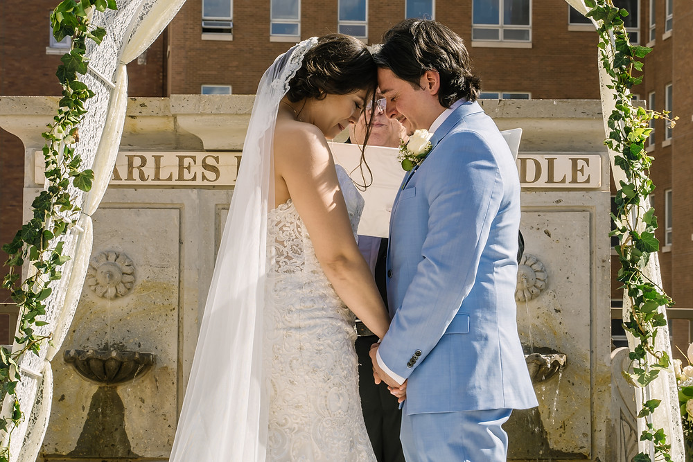 Alcantar Sky Garden - El Paso Wedding