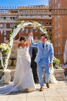 Alcantar Sky Garden Husband and Wife