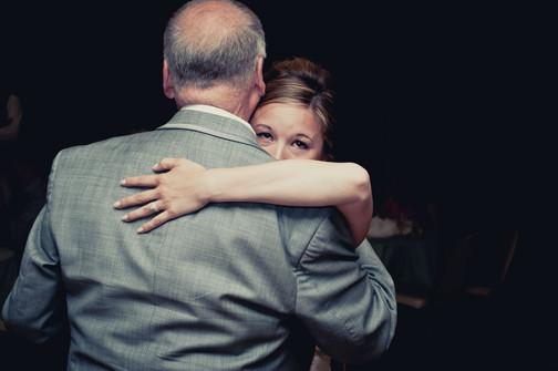 Emotional Father Daughter Wedding Dance