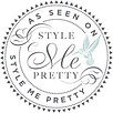 As Seen On Style Me Pretty Badge
