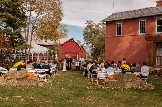 Farm Wedding Ceremony El Paso