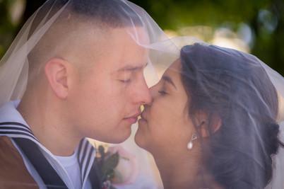 Under the Veil El Paso Wedding